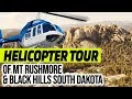 Download Helicopter Tour Of Mt Rushmore & Black Hills South Dakota Video