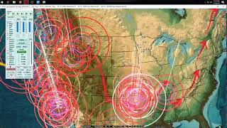 Download 3/18/2018 - Global Earthquake Forecast - Deep earthquake event = larger activity developing Video