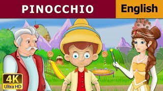 Download Pinocchio in English | Story | English Fairy Tales Video