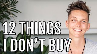Download Minimalism: 12 Things I Stopped Buying Video