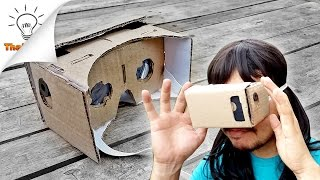 Download [DIY] How to make VR Headset Google Cardboard Video