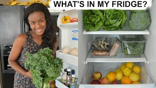 Download What's in My Fridge? Vegan Kitchen! Video