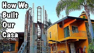 Download How To Build a Mexican Casa. Retired in Ajijic. Video