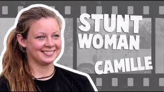 Download Get Your Hair Wet: Stunt Woman Video