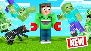 Download MINECRAFT But I'm A MOB MAGNET! (Funny) Video