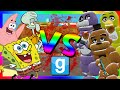 Download ANIMATRONICS VS SPONGEBOB | Fnaf Attacks Bikini Bottom (Gmod Roleplay) Video