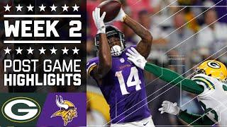 Download Packers vs. Vikings | NFL Week 2 Game Highlights Video