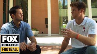 Download Matt Leinart sits down with Heisman Hopeful, USC QB Sam Darnold | Feature | FOX COLLEGE FOOTBALL Video