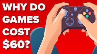 Download Why Do Games Cost $60? Why Hasn't The Price of Video Games Changed? Video