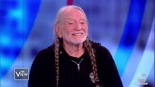 Download Willie Nelson Talks Supporting Beto O'Rourke, Friendship With Frank Sinatra | The View Video
