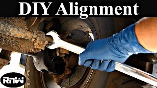 Download How to Perform a Front End Alignment Yourself - Easy and Free Video