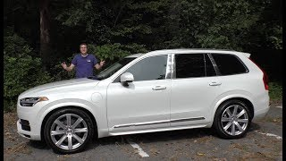 Download The $100,000 Volvo XC90 Excellence is the Most Expensive Volvo Ever Video