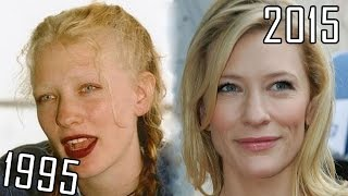 Download Cate Blanchett (1995 - 2015) all movies list from 1995! How much has changed? Before and Now! Video