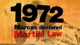 Download Untold story of Martial Law (Aquino - Marcos) Video