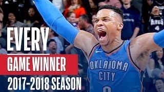Download Every Tissot Game Winning Buzzer Beater | 2018 NBA Season Video