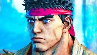 Download Street Fighter 5 All Cutscenes Movie Story Mode (Including Character Story) Video