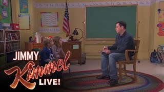 Download Jimmy Talks to Kids - Richest Person/Cutting Hair Video