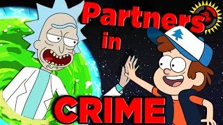 Download Film Theory: The Rick and Morty / Gravity Falls CROSSOVER Conspiracy! Video