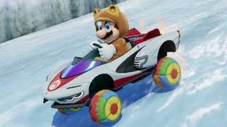 Download Mario Kart 8 - 200cc Star Cup Grand Prix - 3 Star Ranking Video