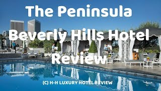 Download The Peninsula Beverly Hills Hotel Reviews   Best Hotels In Los Angeles California Video