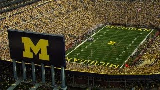 Download Michigan's Big House Video