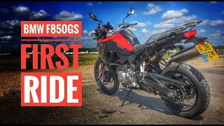 Download 2018 BMW F850GS Review Video