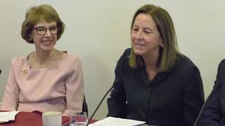 """Download A """"Dignity Model"""" to create a culture of Ethics and Trust – Donna Hicks IECO – RCC – AAI – Harv Video"""