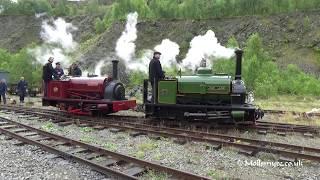 Download Threlkeld Quarry Steam Gala 29 July 2017 Video