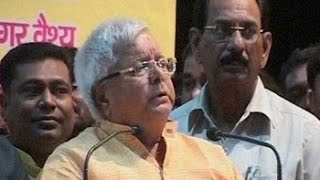 Download Lalu Yadav does a PM Modi, offers advice too Video