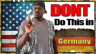 Download 10 Dont Do's in Germany | Deutsche kultur Video