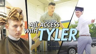 """Download """"I Got Love For You Haters."""" Tyler Herro Explains Kentucky Decision & Shows Us Life In Wisconsin 🔥 Video"""