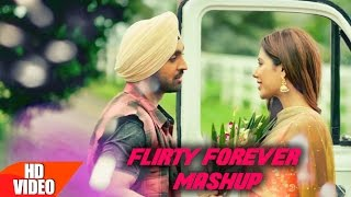 Download Flirty Forever Mashup | Punjabi Not Stop Songs | Mashup Song Collection | Speed Records Video