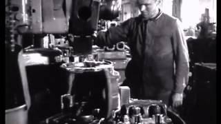 Download SBB-Werbefilm von 1953 für neues Rollmaterial [Sicher, rasch, bequem] Video