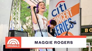 Download Would Maggie Rogers Collab With Billie Eilish Or The Jonas Brothers? | TODAY Video