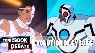 Download Evolution of Cyborg in Cartoons in 11 Minutes (2017) Video