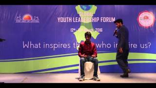 Download Illusionist Neel Madhav Stupefies The Audience WIth NLP At World Culture Festival Video
