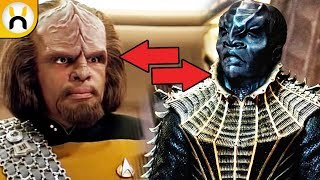Download Klingon Redesign EXPLAINED | Star Trek: Discovery Video