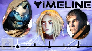 Download The Complete Destiny Timeline! ...(So Far) | The Leaderboard Video