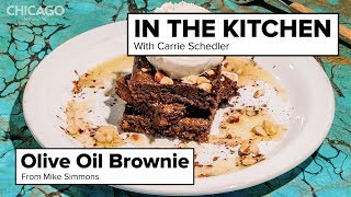 Download Make Café Marie-Jeanne's Olive Oil-Drizzled Brownies | In The Kitchen Video