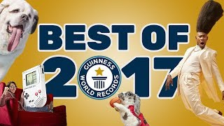 Download Best of 2017 - Guinness World Records Video