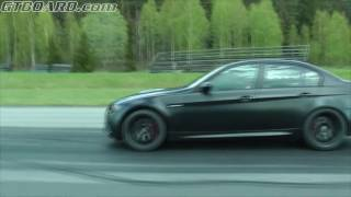 Download MTM Audi RS6 C6 703 HP vs ESS BMW M3 E90 DKG Supercharged Video
