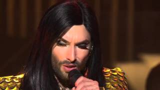 Download Conchita performs Rise Like a Phoenix - Sydney Opera House Video