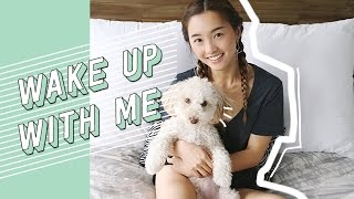Download Wake Up With Me | My Morning + Workout Routine Video