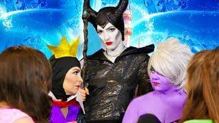 Download Disney Villains In Anger Management! Video