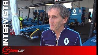 Download New York, Intervista a Alain Prost per Formula E Video