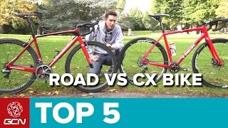 Download Road Bike Vs Cyclocross Bike - 5 Key Differences Video