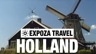 Download Holland (Europe) Vacation Travel Video Guide Video