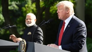 Download Trump: Relations with India better than ever Video