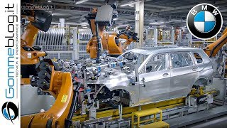 Download Fast Extreme Automatic Manufacturing - BMW CAR FACTORY Video