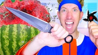 Download 5 Naruto Weapons in REAL LIFE Video